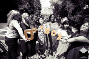 OUTBOX Incubator by the Stemettes Readying young STEM entrepreneurs  for life outside the box - http://outboxincubator.com -